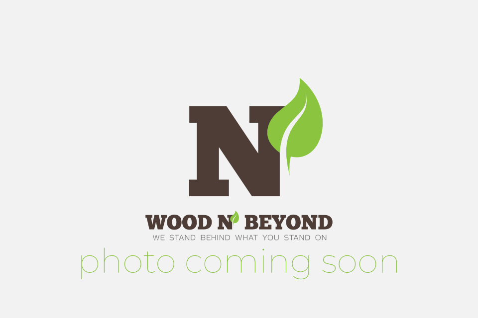 Rustic Engineered Flooring Oak Black Tea Brushed UV Oiled 14/3mm By 190mm By 400-1500mm