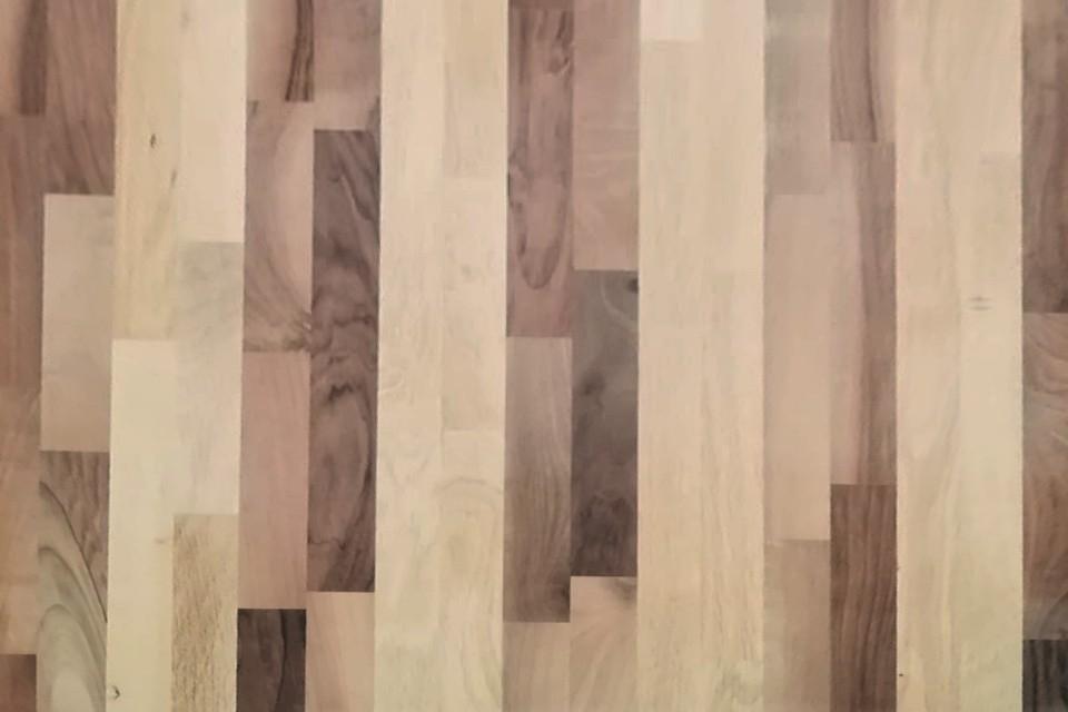 Premium Zebra Worktop 38mm By 650mm, Zebra Wood Laminate Flooring