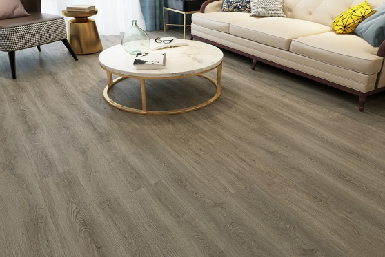 Luxury Click Vinyl Rigid Core Flooring Cotton Wood 4.2mm By 178mm By 1220mm VL020 6