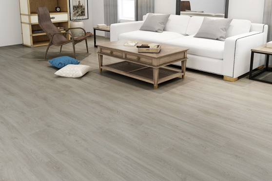 Luxury Click Vinyl Rigid Core Flooring Nagel 5mm By 178mm By 1220mm VL026 5