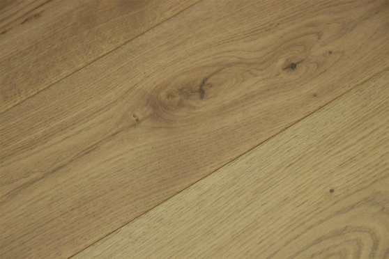 Natural Solid Flooring Oak Pisa Light Brushed UV Oiled 20mm By 160mm By 500-2200mm FL2666 1