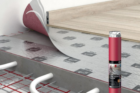 Optima Thermo Aquastop 1.5mm Underlay AC191 1