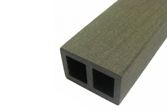 Supremo WPC Composite Decking Joists 40mm by 60mm by 2900mm AC233 0