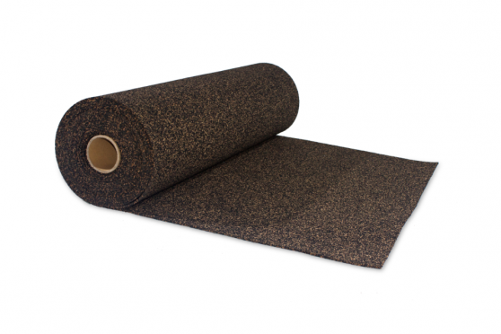 Acoustic Rubber Underlay 5mm By 10m AC242 1