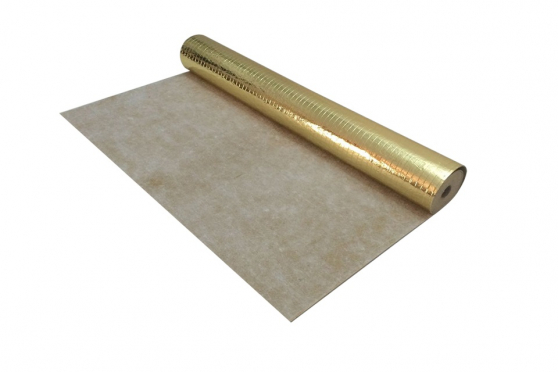 Underlay Supremo Gold Silence 5mm AC246 1
