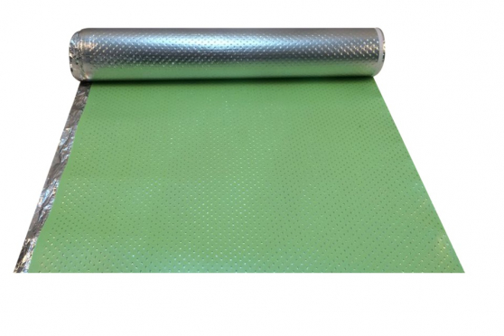 Underlay Supremo Heat Flow 1.8mm AC248 1