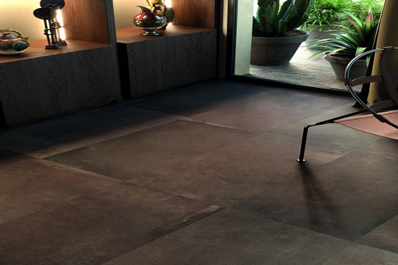 Porcelain Tile Cosenza Deep Red  600mm By 600mm