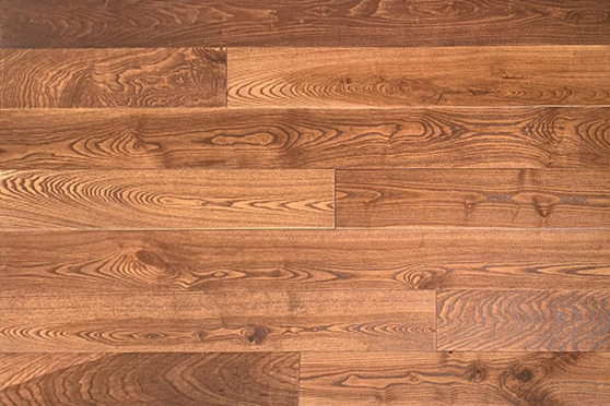 Natural Solid Flooring Ash Cappuccino Brushed UV Lacquered 20mm By 160mm By 500-2200mm FL3517 3