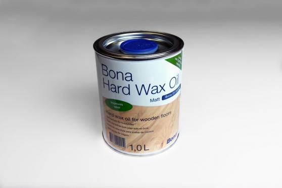 Bona Matt Hard Wax Oil 1 Ltr AC183 1
