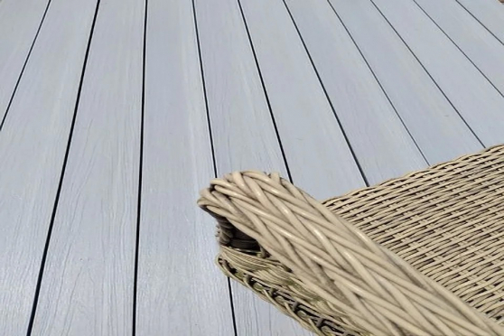Supremo WPC Double Face Composite Decking Boards Patina & Bazelet 23mm By 135mm By 2400mm DC020-2400 2