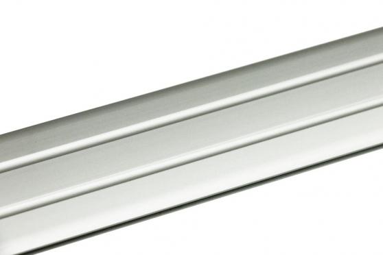 Coverstrip Silver 0.9m