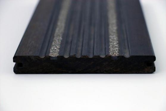 Dasso Bamboo XTR Bespoke Anti-Slip Decking Boards Using Hidden Fixing 18mm By 137mm By 1850mm DKAS-001 1