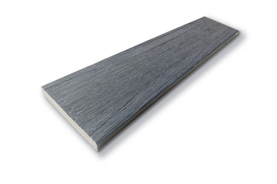 Fascia Decking Composite Graphite Grey 11mm By 71mm By 2400mm DC024-2400 0
