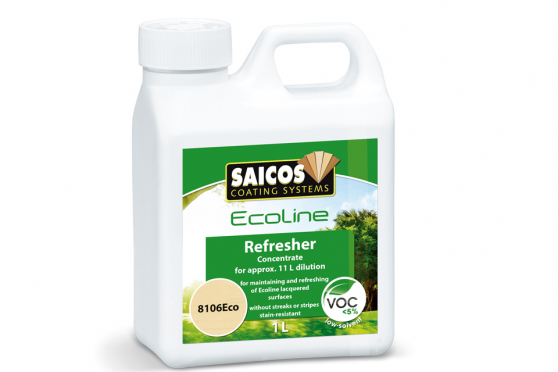 Ecoline Refresher for Lacquered 1L AC278 2