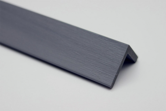 Fascia Decking Composite Supremo Mouse Grey 50mm 50mm 1000mm