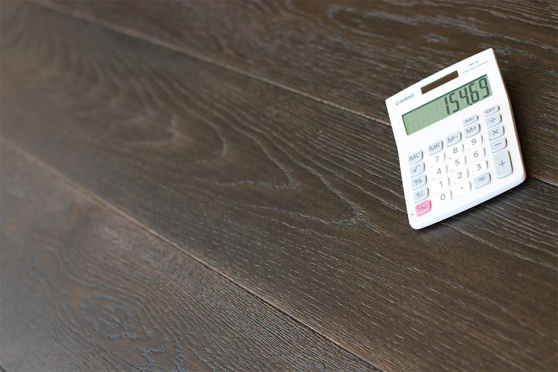 Natural Engineered Flooring Oak Espresso Piccolo Brushed UV Oiled 14/3mm By 190mm By 1900mm FL1723 1