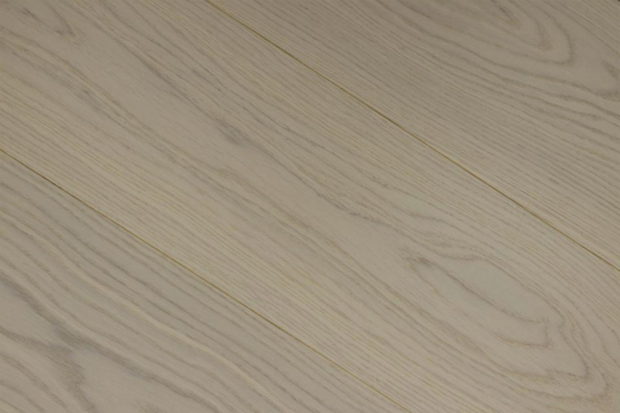 Prime Engineered Flooring Oak UV White Oiled 14/3mm By 195mm By 2400mm FL3019 1