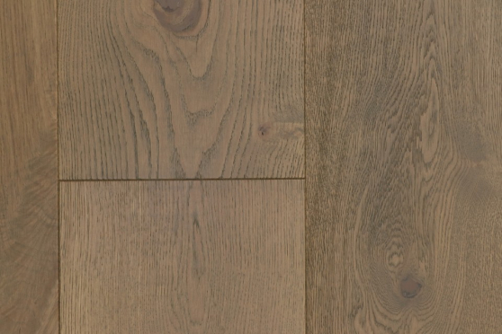 Natural Engineered Flooring Oak Roma Brushed UV Oiled 14/3mm By 190mm By 400-1500mm FL3935 1