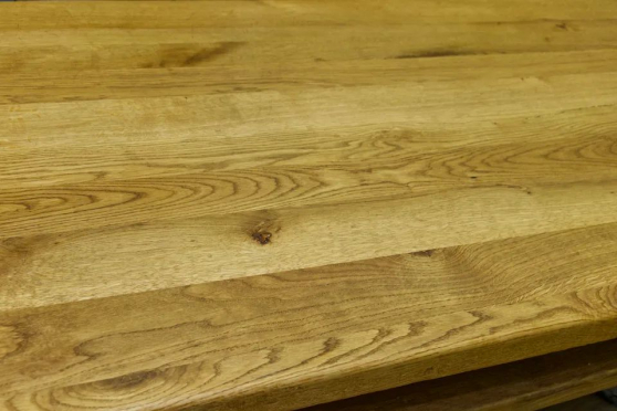 Full Stave Rustic Oak Worktop 20mm By 620mm By 2600mm WT728 5