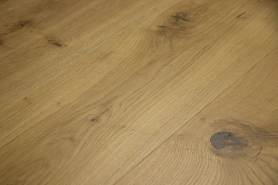 Natural Engineered Flooring Oak Bespoke Country White Hardwax Oiled 16/4mm By 220mm By 1500-2400mm GP024 2