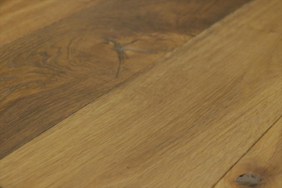 Natural Engineered Flooring Oak Firenze Barrique Brushed Hardwax Oiled 16.5/5mm By 180-300mm By 1200-2500mm GP208 1
