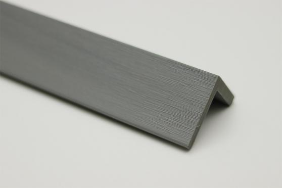 Fascia Decking Composite Supremo Silver Grey 50mm 50mm 1000mm