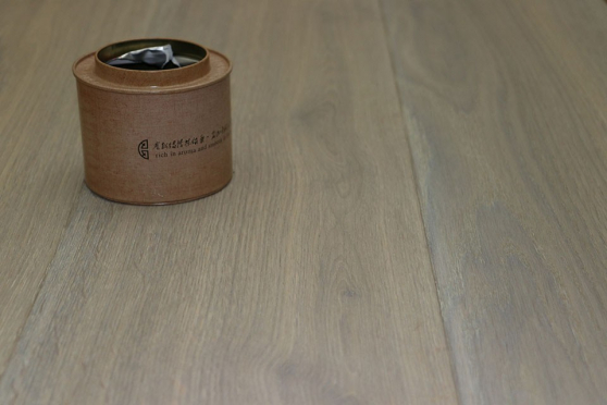 Natural Engineered Flooring Oak Bespoke Coral Deep Brushed Hardwax Oiled 16/4mm By 220mm By 1500-2400mm GP098 1
