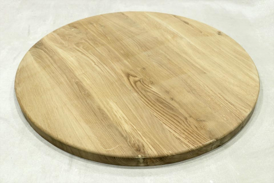 European Oak Round Table 40*850 TB002 1