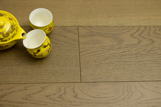 Prime Engineered Flooring Oak Roma Brushed UV Oiled 14/3mm By 150mm By 400-1500mm FL4061 0