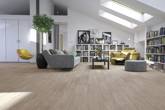 Shanghai Stone Grey Laminate Flooring 8mm By 197mm By 1205mm LM053 1
