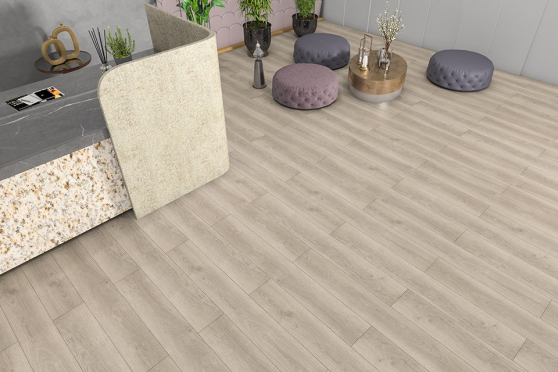 Niagara Light Grey Laminate Flooring 8mm By 193mm By 1295mm LM061 0