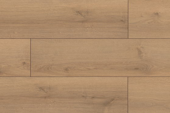 Canyon Medium Brown Laminate Flooring 8mm By 197mm By 1205mm  LM077 1
