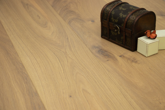 Natural Engineered Flooring Oak Bespoke Project Hardwax Oiled 16/4mm By 220mm By 1500-2400mm GP043 1