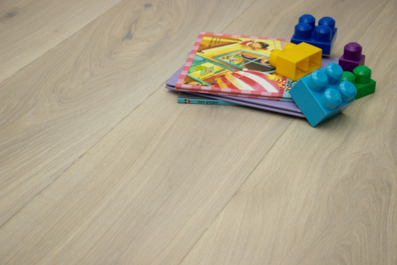 Natural Engineered Flooring Oak Bespoke Pure Hardwax Oiled 16/4mm By 220mm By 1460-2400mm GP021 1