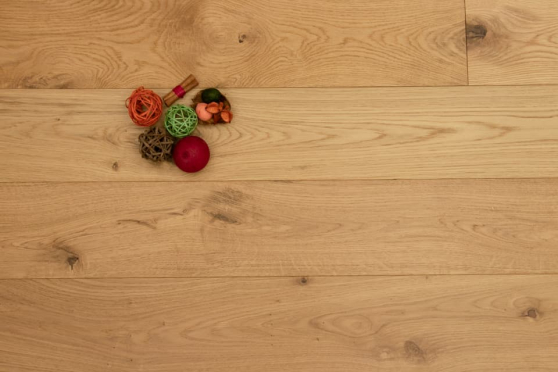 Natural Engineered Oak UV Lacquered 14/3mm By 190mm By 1900mm FL694 6