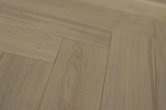 Natural Engineered Flooring Oak Herringbone Modena Brushed UV Oiled 15/4mm By 90mm By 1000mm FL2243 1