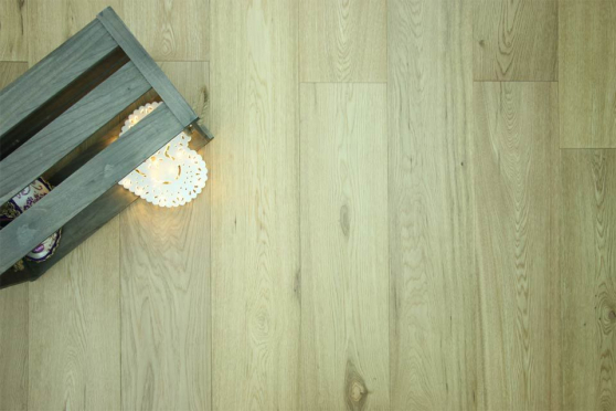 Natural Engineered Flooring Oak Semi Matt Lacquered 20/5mm By 220mm By 1800-2400mm GP171 1