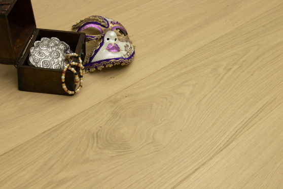 Prime Engineered Flooring Oak Ribolla Brushed UV Lacquered Eco 15/4mm By 242mm By 2350mm FL3877 1