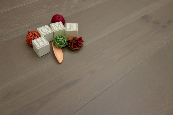 Natural Engineered Oak Summer Grey Hardwax Oiled 20/5mm By 180mm By 400-1500mm FL1185 9