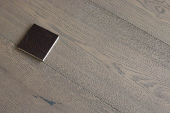 Natural Engineered Flooring Oak San Marino Brushed UV Oiled 15/4mm By 250mm By 1800-2200mm GP071 1