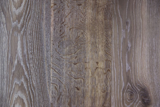 Natural Engineered Flooring Oak Bespoke Wild Hardwax Oiled 16/4mm By 220mm By 1500-2400mm GP015 1