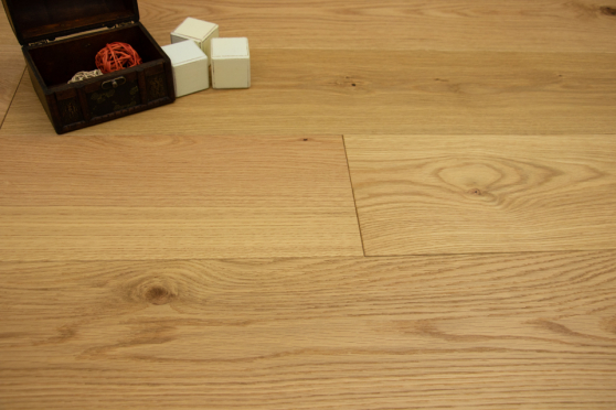 Natural Engineered Oak Brushed UV Oiled 14/3mm By 190mm By 400-1500mm FL1632 6