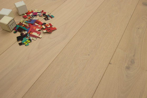 Natural Engineered Flooring Oak Click B2 Non Visible UV Lacquered 14/3mm By 190mm By 1900mm FL3443 9
