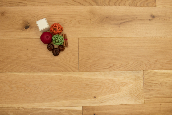 Natural Solid Flooring Oak Semi Matt Lacquered 20mm By 160mm By 500-2200mm FL2908 12