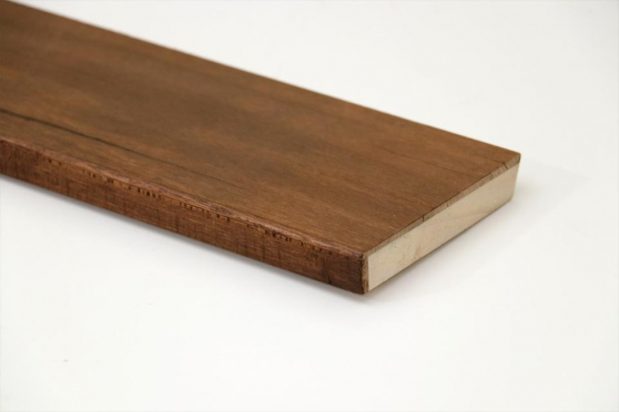 Oak Cappuccino Skirting 100mm by 15mm by 2400mm