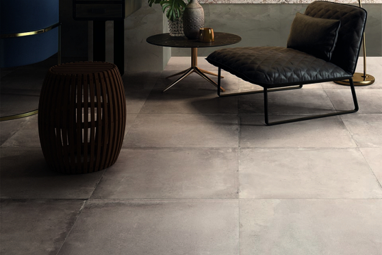 Porcelain Tile Cosenza Almond 450mm By 900mm