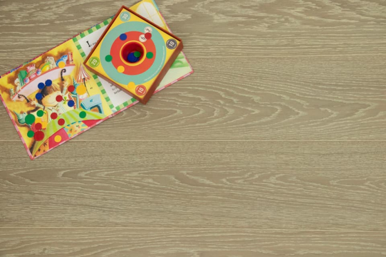 Prime Engineered Flooring Oak Barcelona Brushed UV Matt Lacquered 14/3mm By 178mm By 1000-2400mm GP209 1