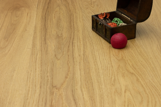 Prime Engineered Flooring Oak Brushed UV Semi Matt Lacquered 14/3mm By 178mm By 1000-2400mm GP257 5