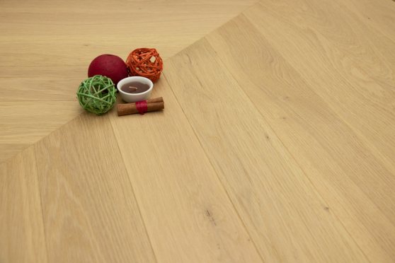 Prime Engineered Flooring Oak Chevron Ribolla Brushed UV Matt Lacquered Eco 14/3mm By 98mm By 547mm FL3984 1