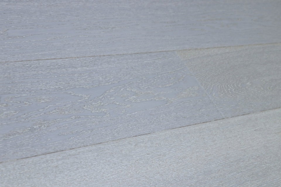Prime Engineered Flooring Oak Click Sealed Wht Brushed UV Lacquered 14/3mm By 195mm By 1000-2400mm GP238 1